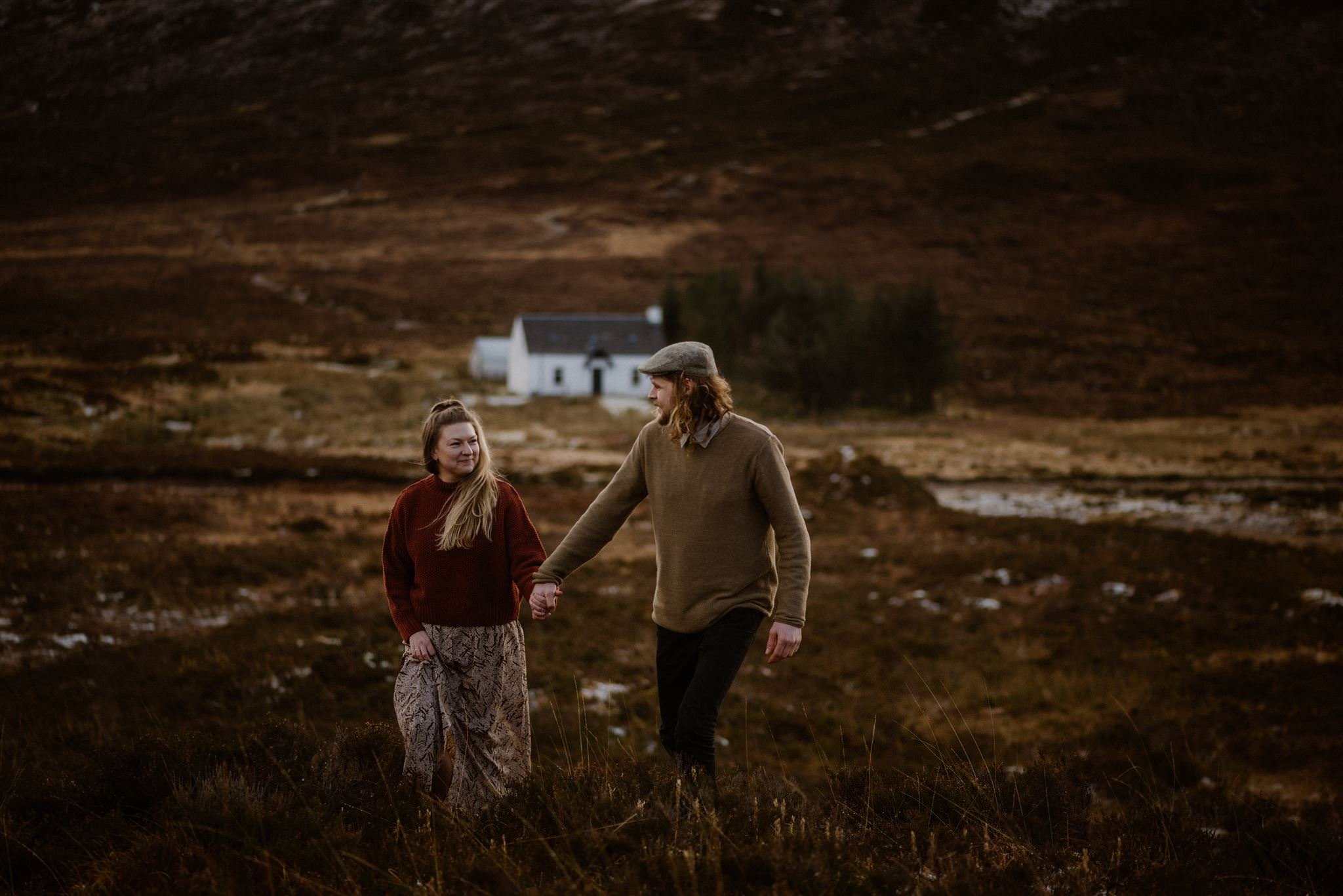 Eloping in Scotland Scottish elopement photogaphers wedding