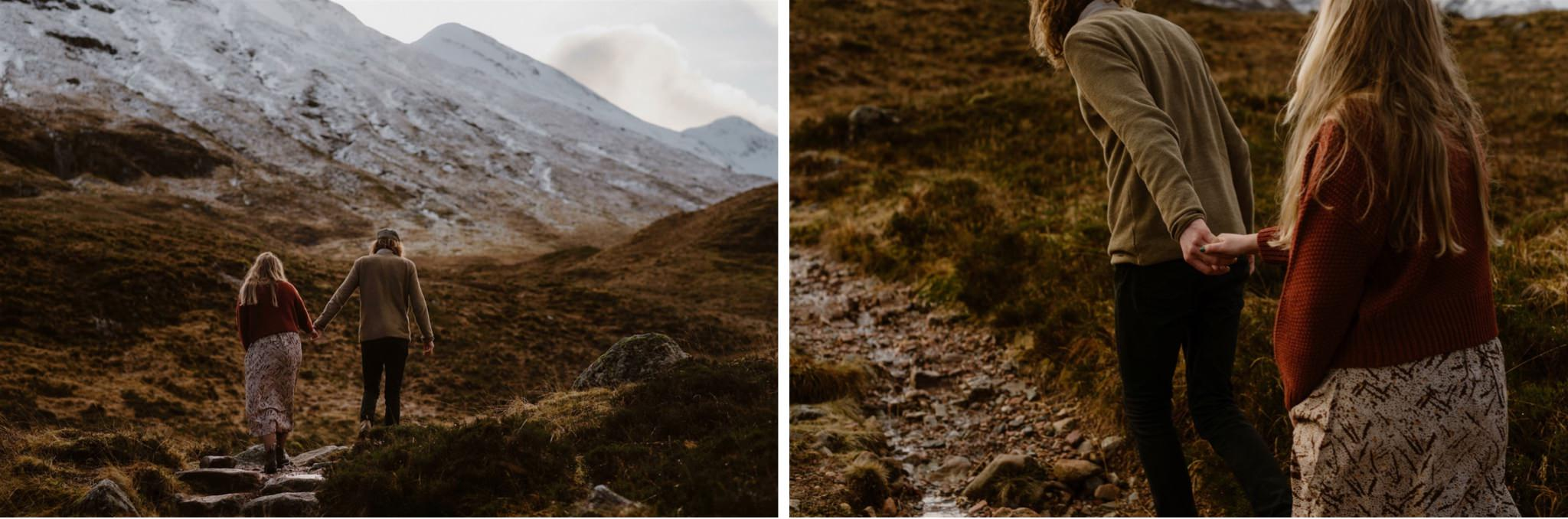 Eloping in Scotland Scottish elopement photographers wedding