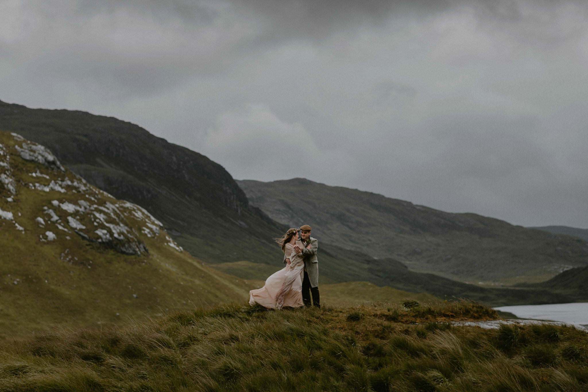 Isle of Mull elopement wedding Scotland
