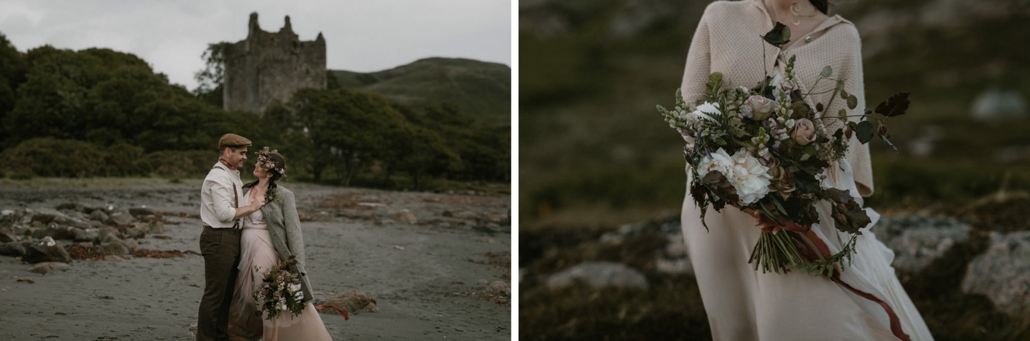 Where to elope in Scotland Isle of Mull elopement photography