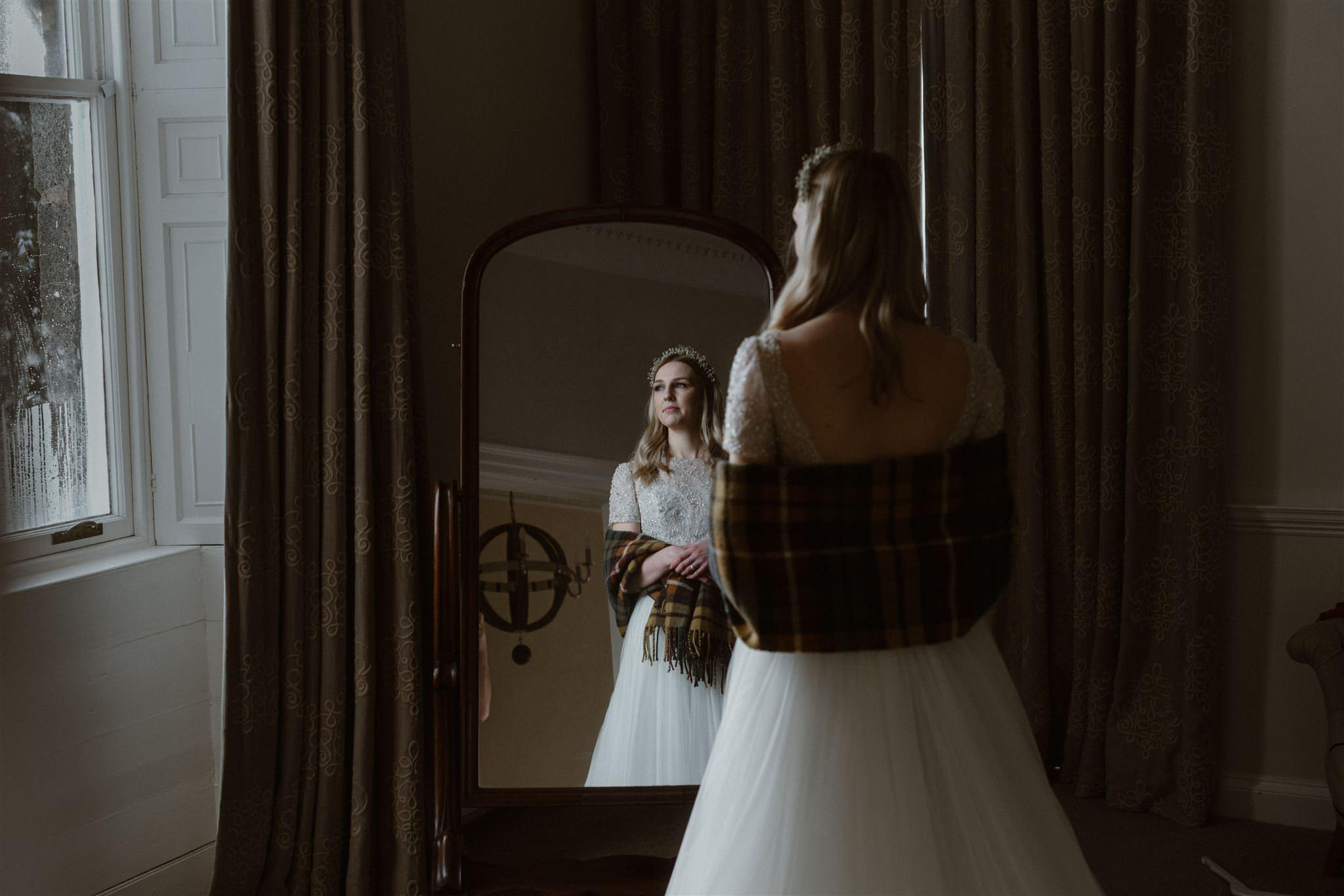 Eilean Shona elopement Scotland