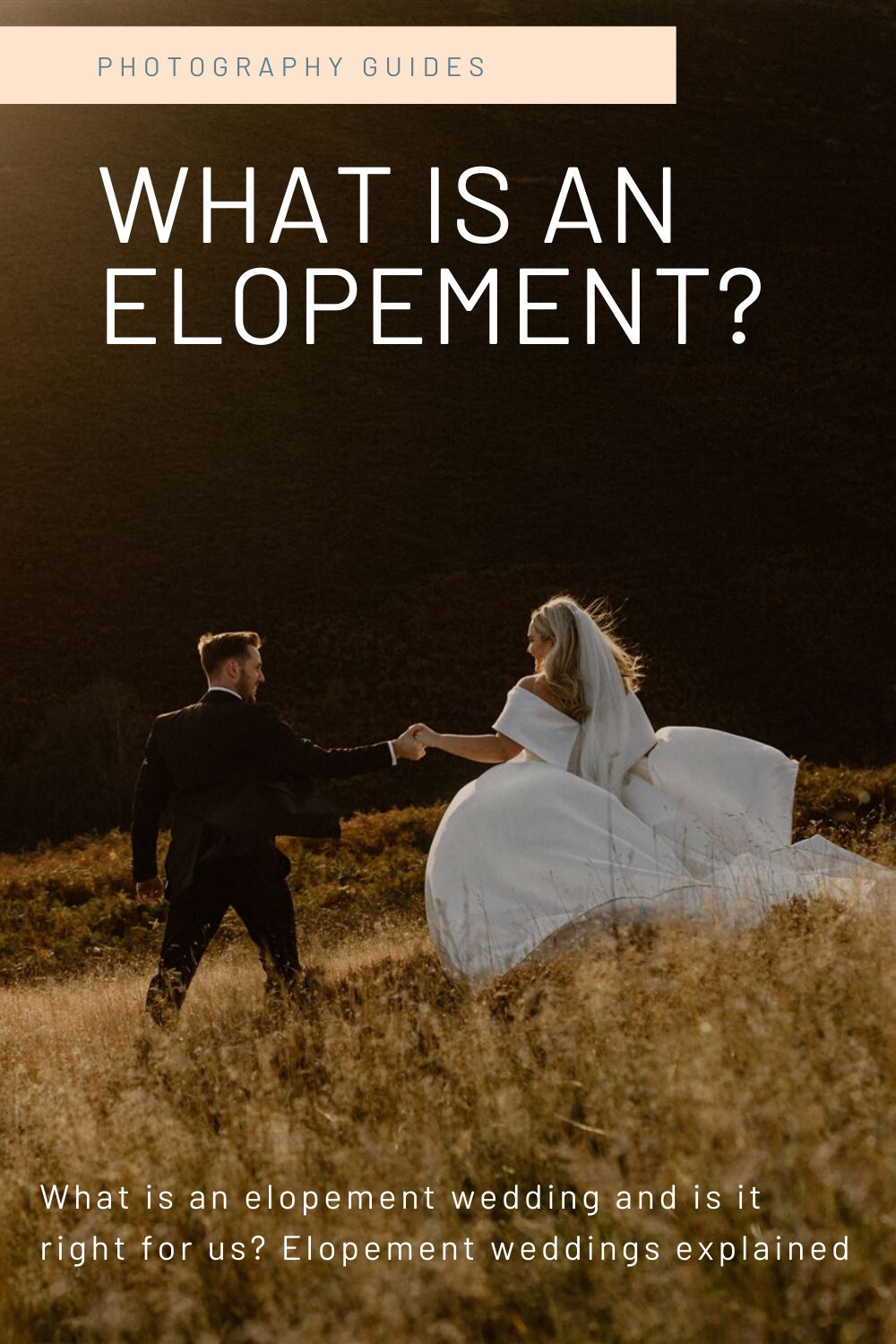 What is an elopement — should we elope